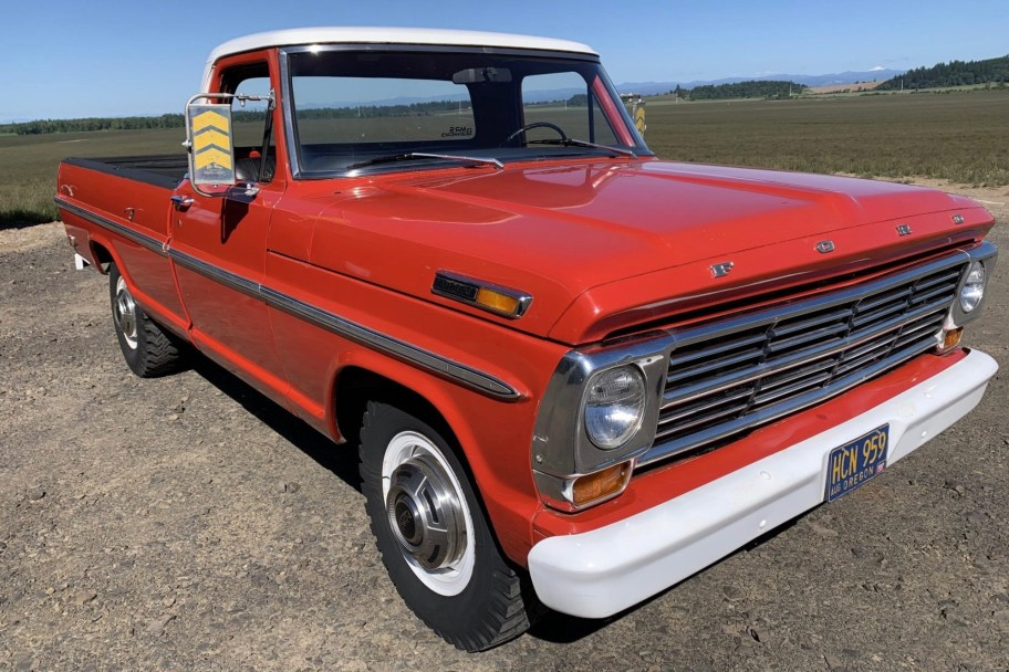 No Reserve: 1968 Ford F-250 V8 4-Speed
