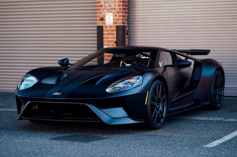 500-Mile 2019 Ford GT