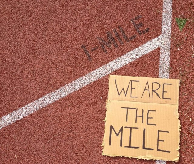 No Movement Or Change Is Done In A Vacuum And Bring Back The Mile Is No Exception To That Rule Our Campaign Will Succeed Because Of The Collective Power