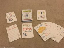 Selection of Peter Rabbit cards