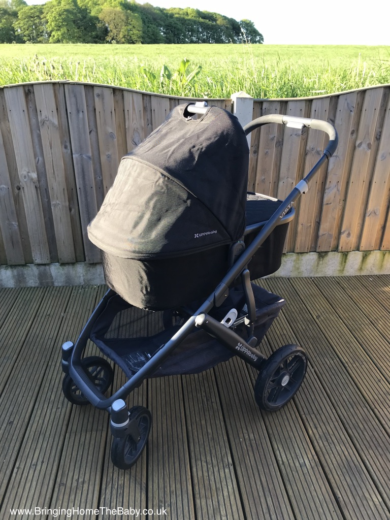 Uppababy Vista Pushchair and Carrycot 2017 - Review ...