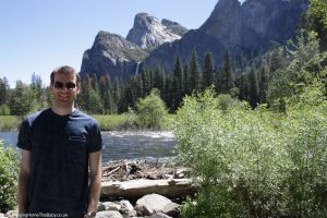 Kev in Yosemite
