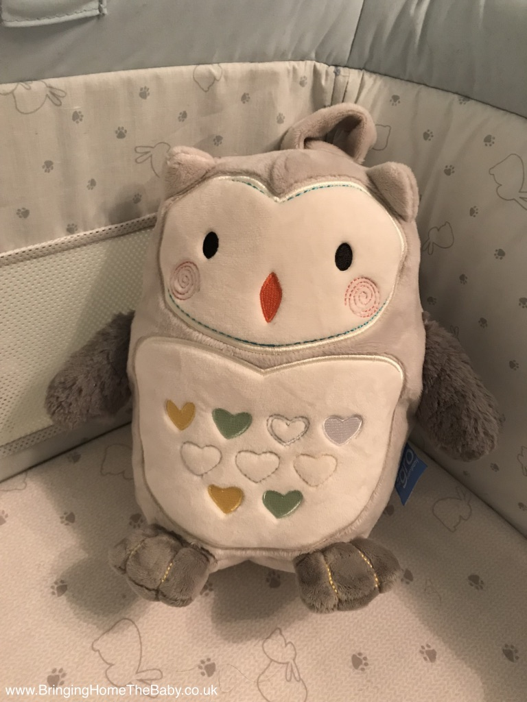 Ollie The Owl By The Gro Company Review Bringing Home