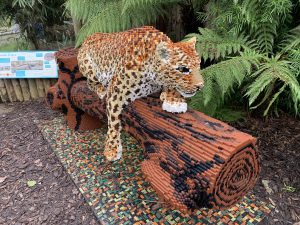 Chester Zoo Big Cat Lego