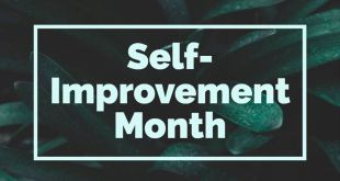 Self-Improvement Month