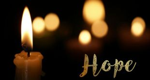 The Hope Candle