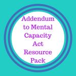 Addendum to MCA Resource Pack