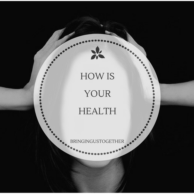 How's YOUR health?