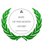 BUT BAPS of the Month