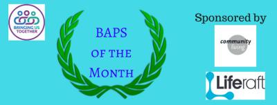 BAPS of Month - Sponsors