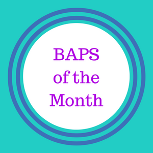 BAPS of the Month - July 2018