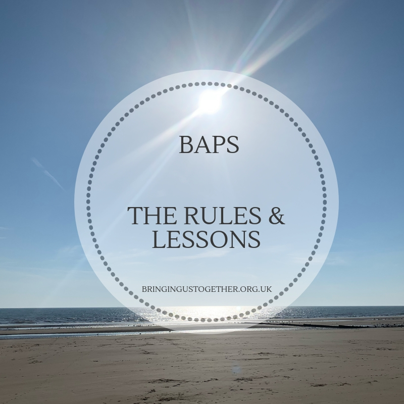 BAPS – The Rules and Lessons