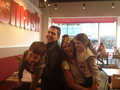 Patrones at Smashburger: Someone we know