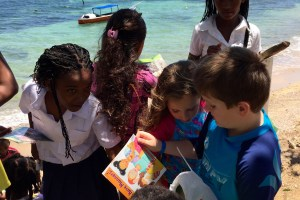 Compassion, Roatan children, Family travel, serving vacation, Bring Learn Grow