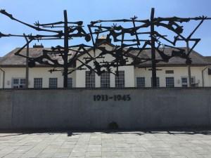 Dachau, WWII, family travel, Germany, history, humanity