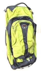 family travel, backpack, backpack Europe, osprey backpack family travel, osprey backpack