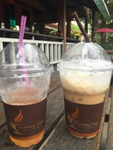 Coffee shop review Koh Tao, Morning View Coffee and Bakery Koh Tao, Favorite Coffee Shop Koh Tao