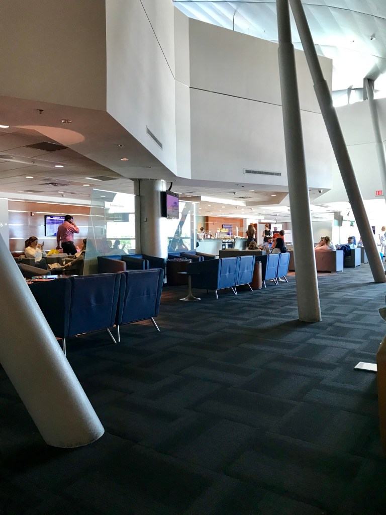 Latam VIP Lounge Terminal J MIA