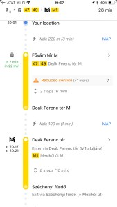 Metro, Public transportaion, street car, Europe travel