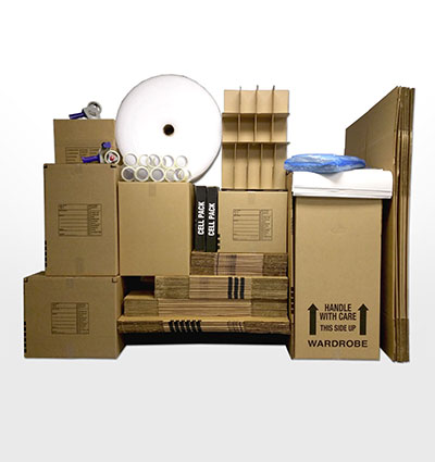 1 Bedroom Apartment Moving Kit  Bring Me Boxes  Orlando  Central Florida