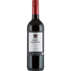 Don Fabian Tinto Rioja Bottle