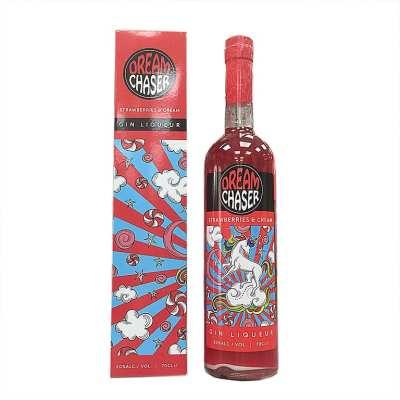 Dreamchaser Strawberry & Cream Gin Liqueur