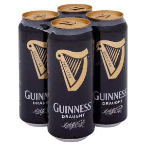Guinness Draught Can 470ml cans