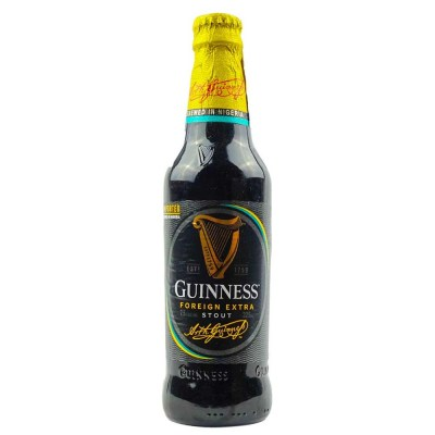 Guinness Nigerian Extra Foreign Stout