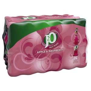 J2O Apple & Raspberry Flavoured Drink
