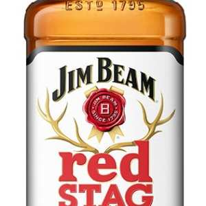 Jim Beam Red Stag Black Cherry Infused Whiskey