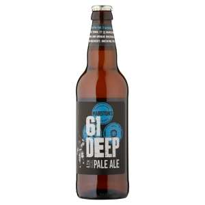 Marston's 61 Deep Pale Ale Bottle