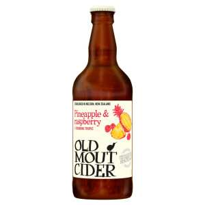 Old Mout Pineapple & Raspberry Flavoured Cider Bottle