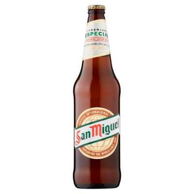 San Miguel Lager 660ml Bottle