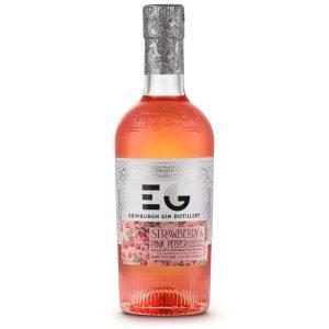 Edinburgh Gin Strawberry & Pink Pepper Gin Liqueur 50cl Bottle