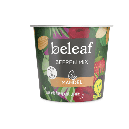 vegan mandel joghurt