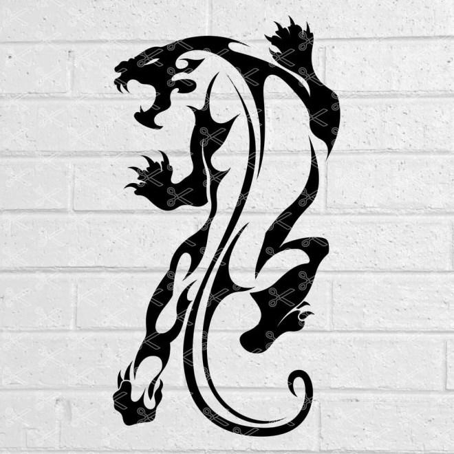 Tiger SVG Cut File