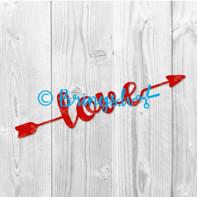 love valentine svg