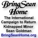 Campaign to return kidnapped minor Sean Goldman to the United States - BringSeanHome.org