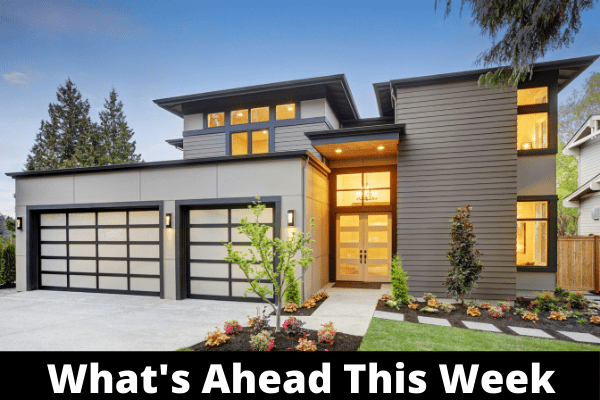 What's Ahead For Mortgage Rates This Week - March 29, 2021