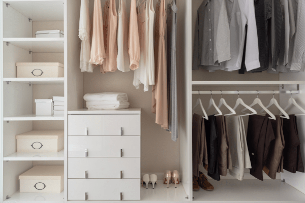 Keeping A Closet Organized: The Top Tips