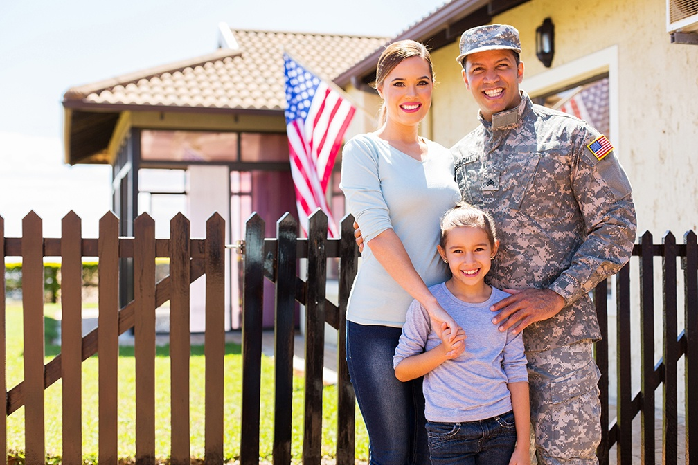 Current Servicemember or Veteran? 4 Reasons Why a VA Home Loan Is an Excellent Choice