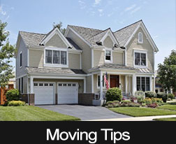 Moving Tips With Children