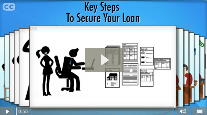 What Steps Need To Be Taken To Secure A Loan