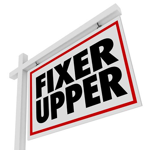 Should You Buy A Fixer Upper?