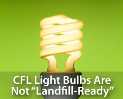 CFL disposal
