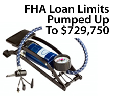 FHA Loan Limits Restored