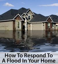 How To Respond To A Flood