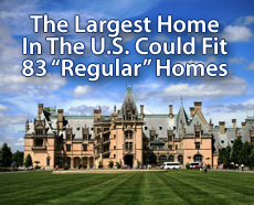 Biggest house in united states pictures
