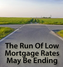 Low rates reversing