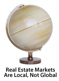 Real estate is local